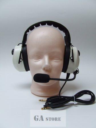Passzív repülőgépes fejhallgató HS-770