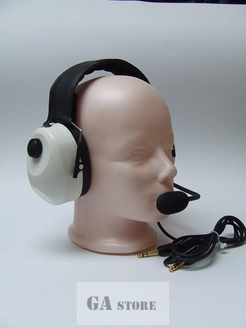 Passzív repülőgépes fejhallgató HS 770