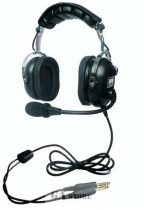 Passive airplane headphones UFQ P-2