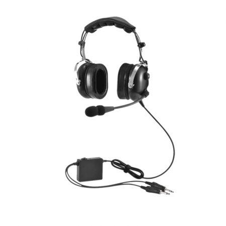 Aktiv repülőgépes fejhallgató GA FLAY AA – 100