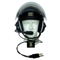 Passive Flight Headphone Helmet UFQ AHP4