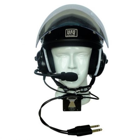Passive Flight Headphone Helmet UFQ AHP4