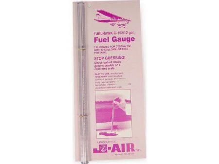 Cessna 152 Fuel Gauge (Standard 12 Gal. Tanks)