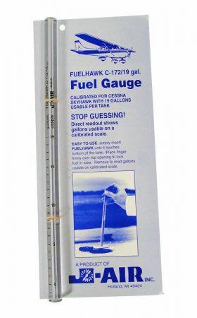 Cessna 172 Fuel Gauge (Standard 19 Gal. Tanks)