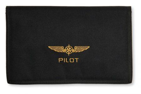 Pilot logbook bag D4P
