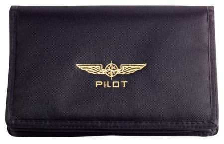 Pilot logbook bag MINI  D4P