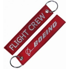 BOEING FLIGHT CREW kulcstartó
