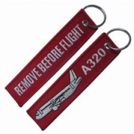 """RBF kulcstartó """"A320"""""""