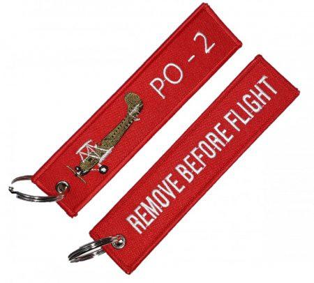 "RBF kulcstartó ""PO-2"""
