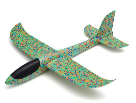 34Cm Foam Plane Throwing Glider