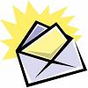 Ajánlott levél, előre utalással