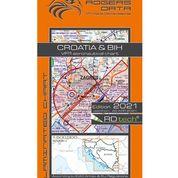 Austria VFR Aeronautical Chart – ICAO Chart 1:500 000