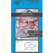 Czechia VFR Aeronautical Chart – ICAO Chart 1:500 000