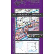 France South East VFR Aeronautical Chart – ICAO 1:500 000
