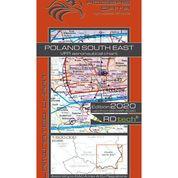 Lengyelország Dél-Kelet VFR térkép 1:500 000