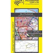 Slovakia VFR Aeronautical Chart – ICAO Chart 1:500 000