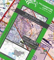 Slovenia VFR Aeronautical Chart – ICAO Chart 1:200 000