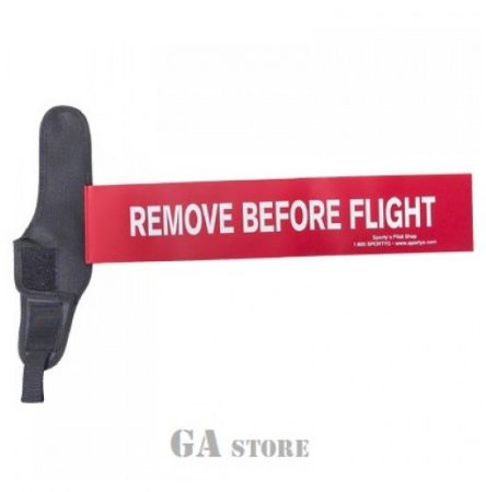 Pitot tube protector, RBF tape