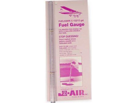 Üzemanyagszint mérő pálca C-152/12 gallon