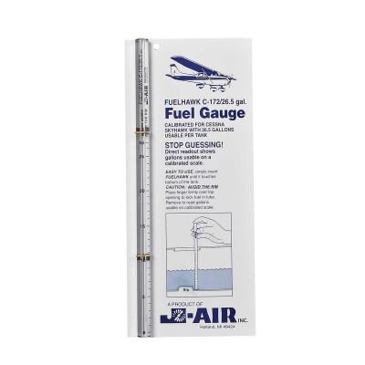 Cessna 172 Fuel Gauge (Standard 26,5 Gal. Tanks)