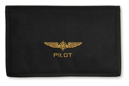 Pilot logbook bag D4P