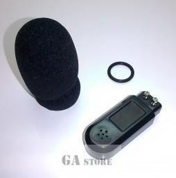 Elektret mikrofon