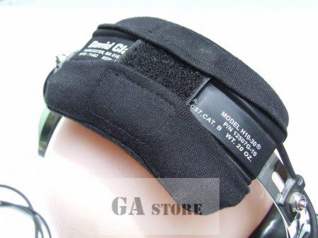 Sponge headband for DAVID CLARK type headphones