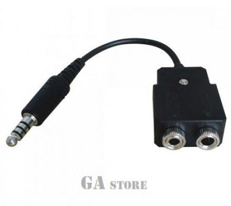Kábel adapter , GA to heli
