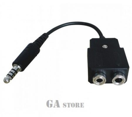 Cable Adapter, GA to Heli