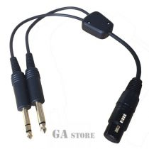 Cable Adapter, AIRBUS to GA