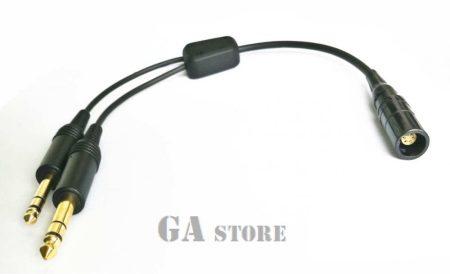 Cable Adapter, LEMO to GA