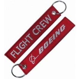 """""""BOEING - FLIGHT CREW"""" KEYCHAIN"""