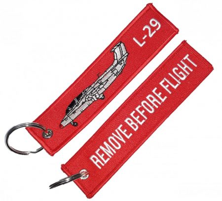 "RBF kulcstartó ""L-29"""
