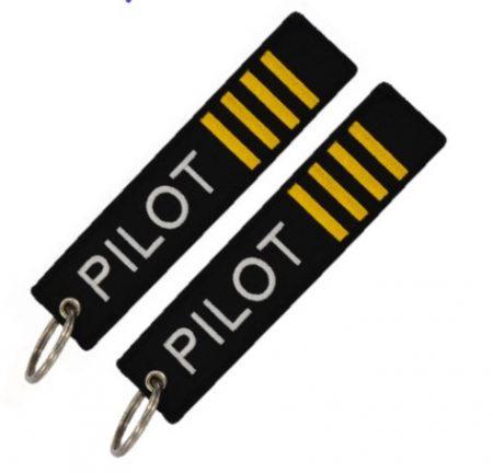 """RBF kulcstartó """"PILOT ( IIII )"""