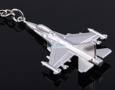 Repülős kulcstartó (F-16)