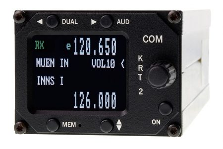 Aviation radio KRT2-L Mini Landscape