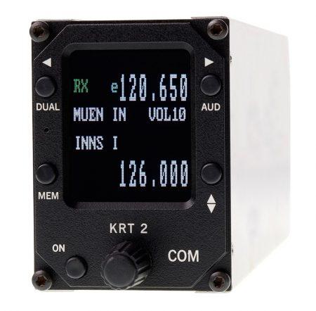 Aviation radio KRT2-P Mini Portrait
