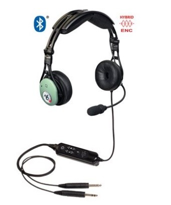 DC PRO-X2, Fejhallgató, DUAL PLUG, BT