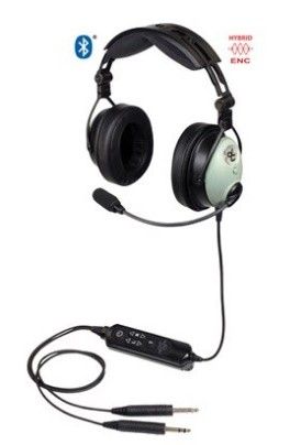 David Clark  ONE-X, dual plug